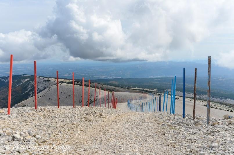 Mont Ventoux, face est