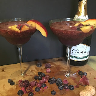 Berry Mimosa Smoothie