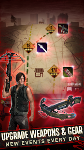 Mod Game The Walking Dead: Evolution for Android