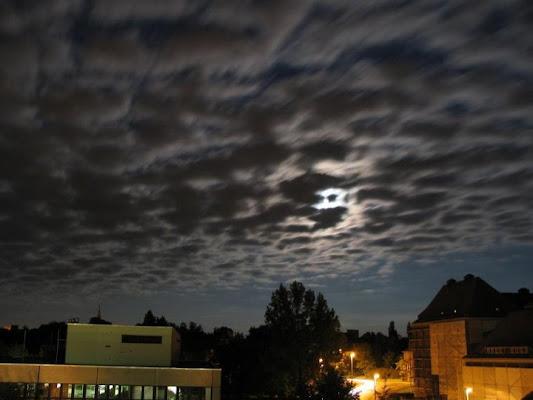 Nuvole in Corsa di sabipari