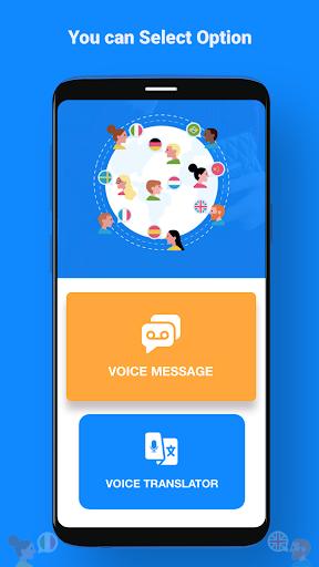 Write SMS by voice: Voice SMS, Voice Translator ss3