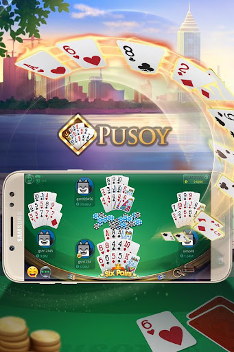 Pusoy - Chinese Poker Online - ZingPlay  screenshots 1