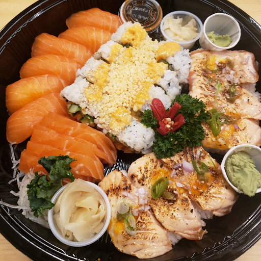 Salmon Lover Tray