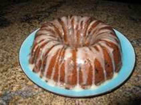 Rich Vanilla Chip Cake Recipe