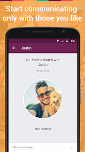 MeetToday - Dating via Selfies- screenshot thumbnail