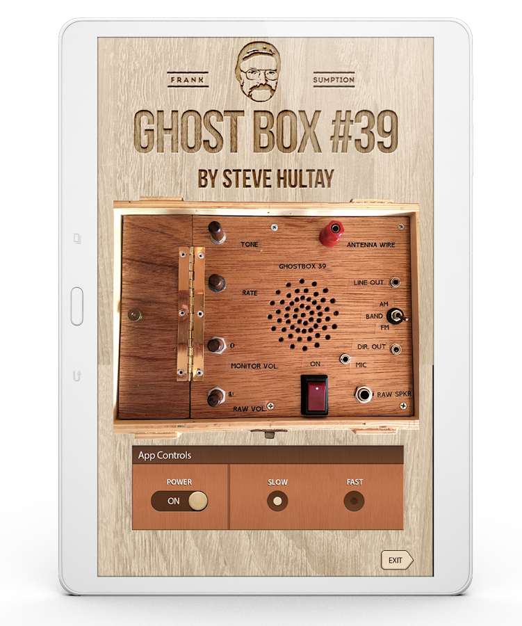 Frank's Ghost Box #39- screenshot