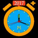 Alarm Plus Millenium: Alarm Clock +Tasks +Contacts icon