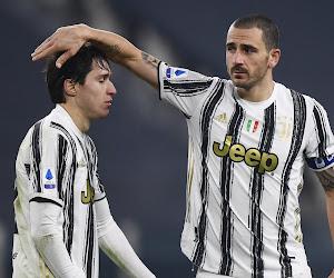 Serie A : La Juventus émerge en fin de rencontre et s'impose contre Sassuolo