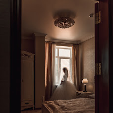Wedding photographer Kristina Dudaeva (KristinaDx). Photo of 10.10.2018