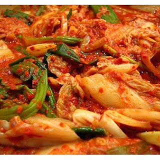 Napa Kimchee