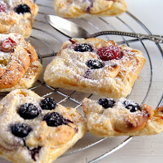 Marzipan Pastry Recipes.