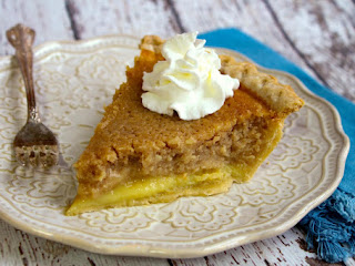 Peanut Butter Buttermilk Pie Recipe