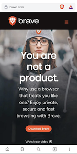 Brave Browser (Nightly) 1.15.23