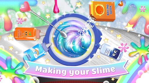 Real Slime Simulator Maker: Dress Up Girl apktram screenshots 5