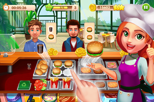 Cooking Talent - Restaurant manager - Chef game 1.0.4 Screenshots 4