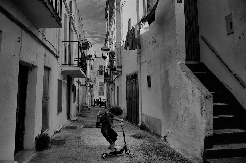Dal passato al futuro ... di Gian Piero Bacchetta