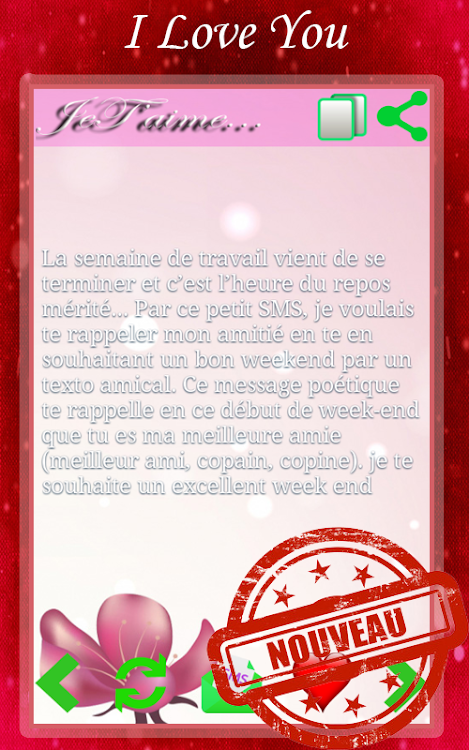 Petits Mots d'Amour – (Android Apps) — AppAgg
