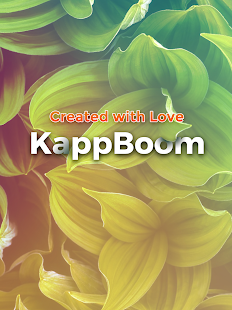 Kappboom - Cool Wallpapers & Background Wallpapers Screenshot