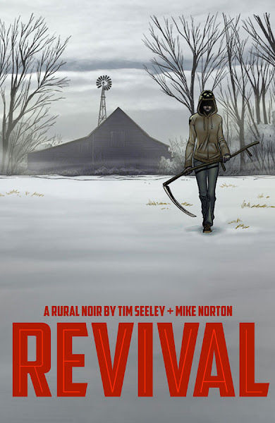 Revival Volume 1 Cover