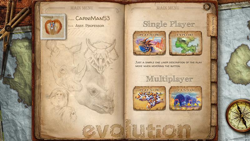 Evolution : The Video Game Screenshot 13