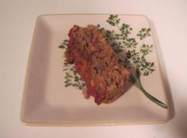Bacon Cheeseburger Meatloaf Recipe
