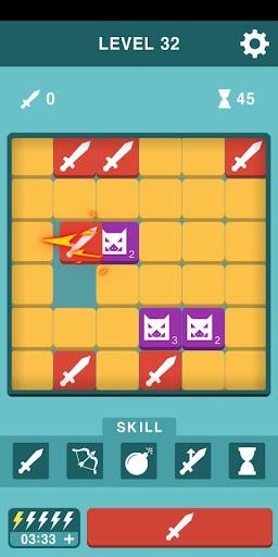 Slide Puzzle Battle ss3