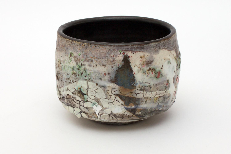 Sam Hall Ceramic Tea Bowl 26