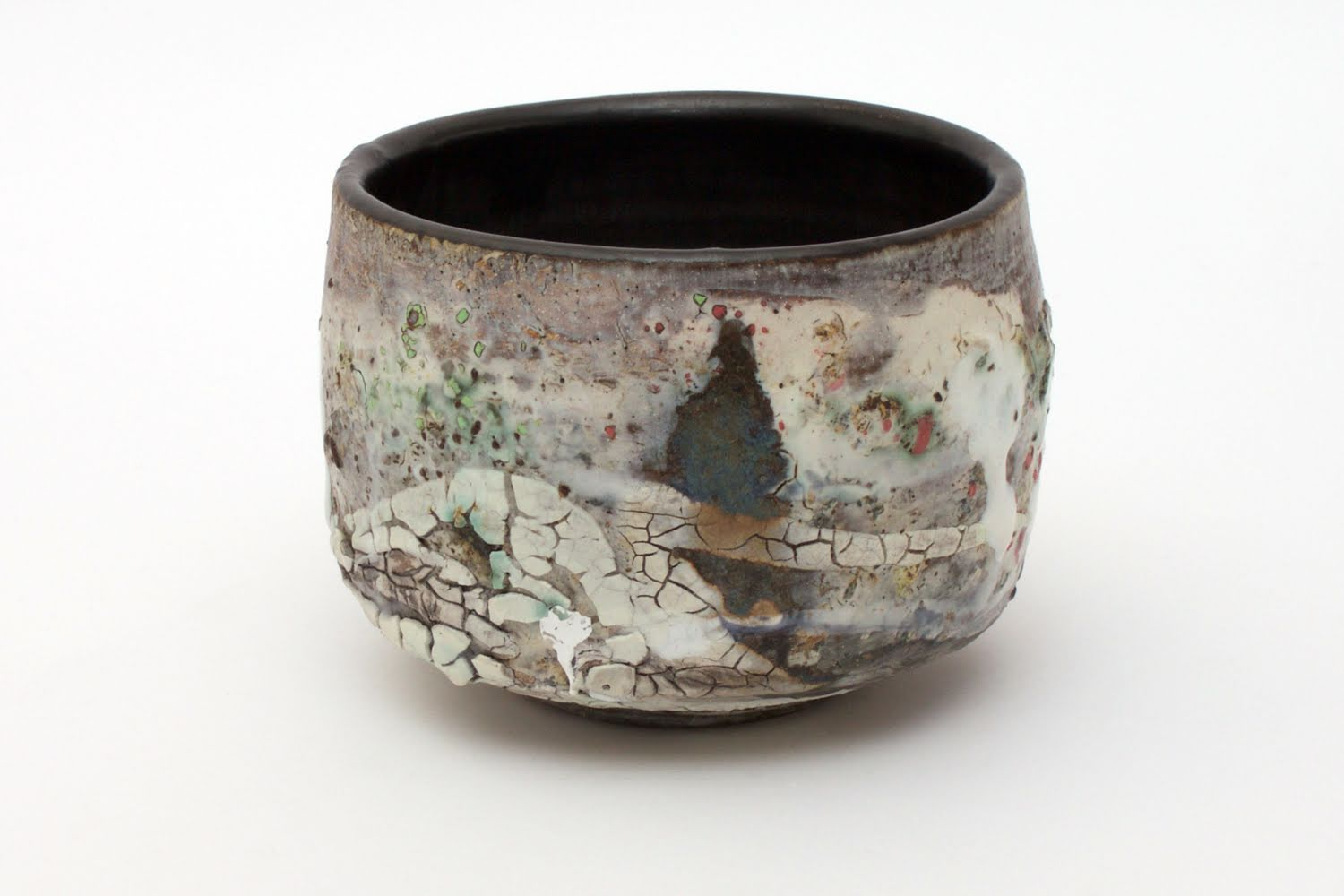 Sam Hall Ceramic Tea Bowl 26