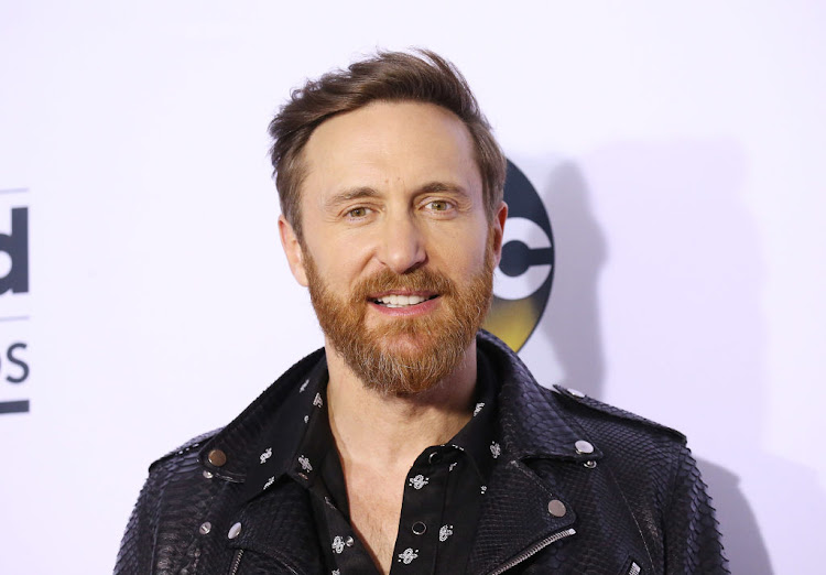 David Guetta attends the 2017 Billboard Music Awards
