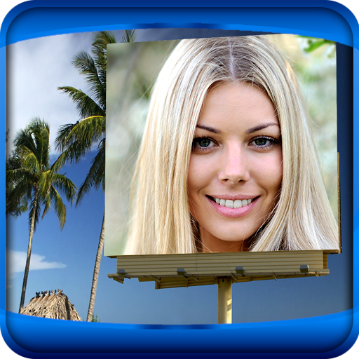 Billboard Photo Frames