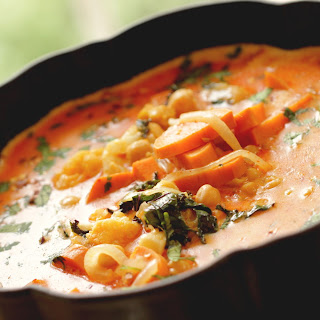 Beth's Vegetarian Thai Red Curry