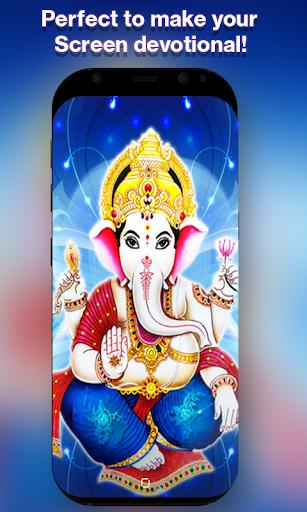 New Ganesh Wallpapers HD 1.0 screenshots 4