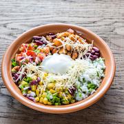 Build Your Own Burrito Bowl