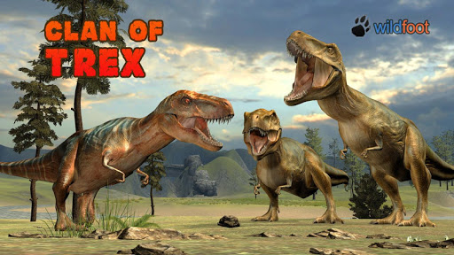 Clan of T-Rex screenshot 6