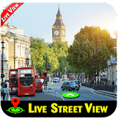 Live Street View 2018 – Satellite Visual Map View