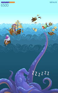 Sleepy Kraken- screenshot thumbnail