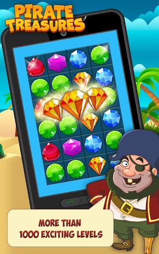 【免費解謎App】Pirate Treasures-APP點子
