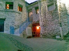 Photo: Casa rural de Trevelez-Granada. Previa a las 12h de ruta de manana-desde mi Nokia E61i