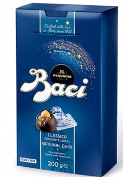 chocolate baci box 150 gr