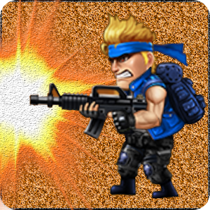 Metal Rambo War Soldier for PC and MAC