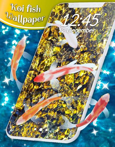 Koi Fish HD Live Wallpaper 4.8.4 screenshots 6