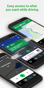 Android Auto – Google Maps, Media & Messaging 5