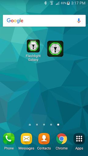 Galaxy Flashlight  screenshots 8