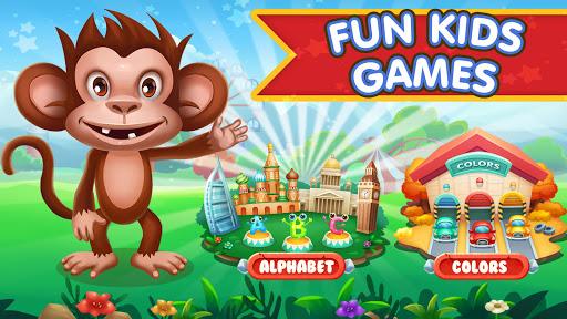 Preschool games & toddler games - Zoolingo screenshots 1