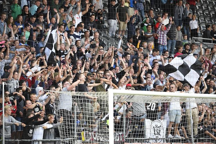 Le nombre de spectateurs autorisés dans les stades belges largement revu à la baisse