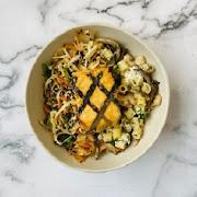 Chili Lime Tofu Bowl
