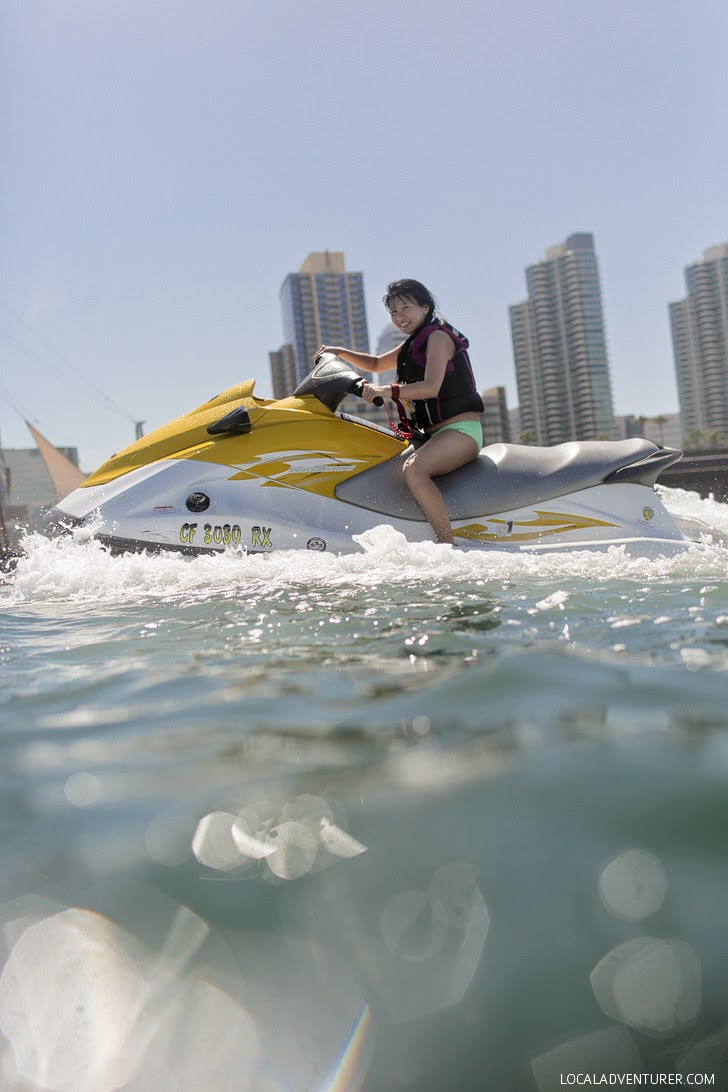 Luxury Jet Ski Rental San Diego - Fun Things to Do in San Diego.