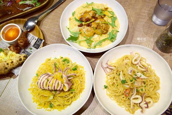 Cin Cin Osteria 請請義大利餐廳 好吃cp值又高!捷運南京復興站美食推薦