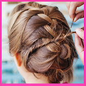 Hairstyles Step By Step Tutorials