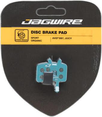 Jagwire Sport Organic Disc Brake Pads for Avid BB7, All Juicy Models alternate image 0